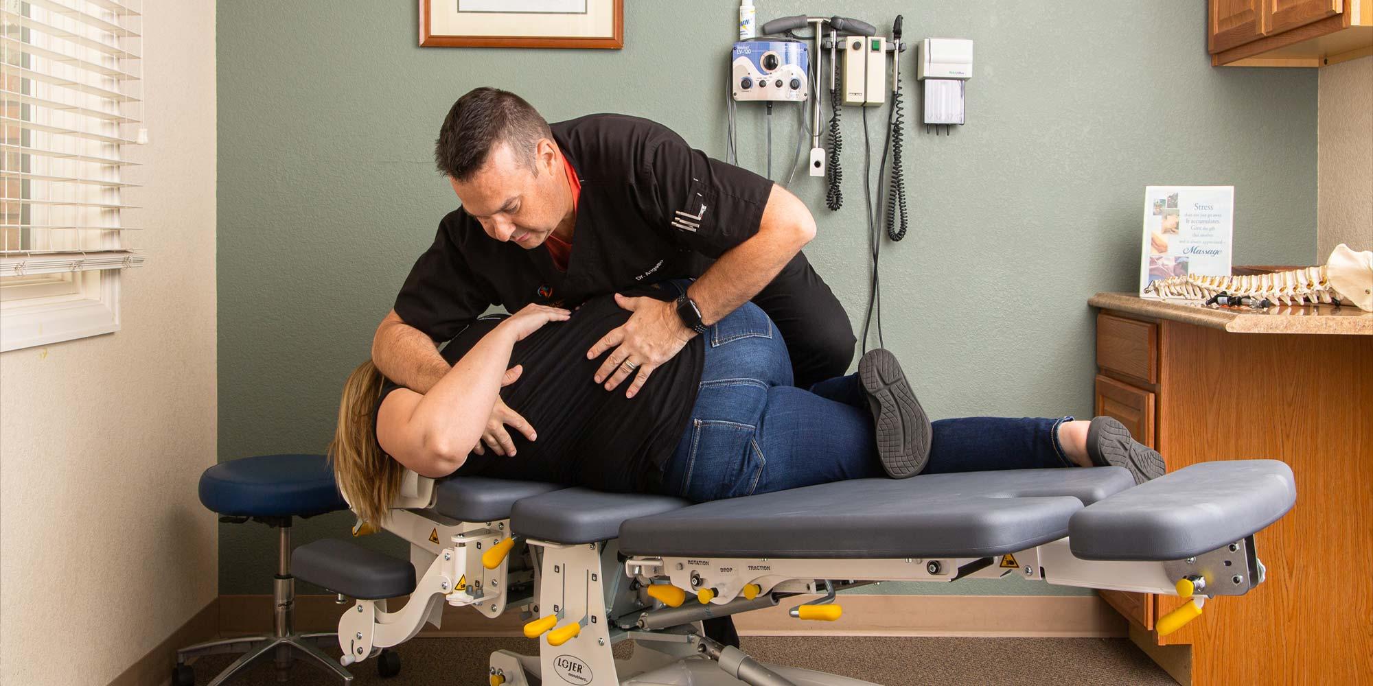 chiropractic care utah
