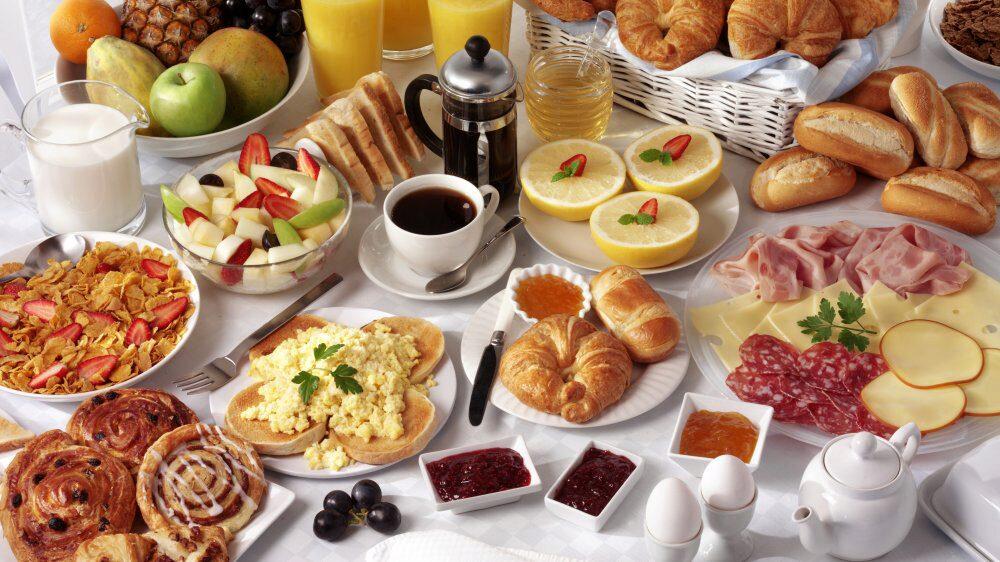 breakfast park city